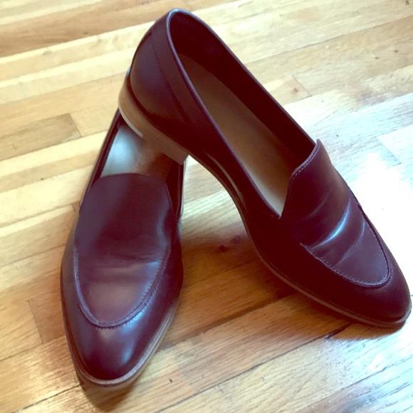249b6af1129 Everlane Shoes - Everlane Modern Loafer in purple! Worn twice!
